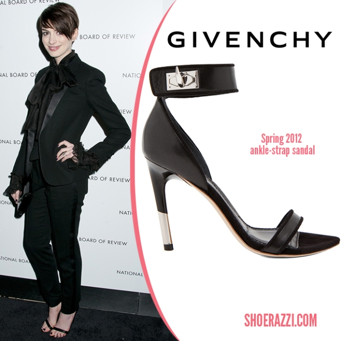 Givenchy-ankle-strap-sandal-Anne-Hathaway1