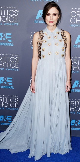20th Annual Critics' Choice Movie Awards - Arrivals