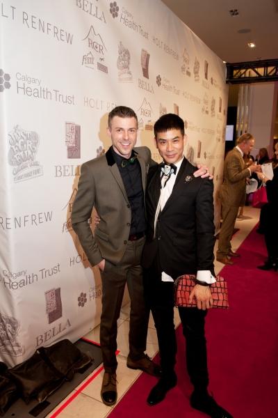 Casey Wagar & Edward Tsang