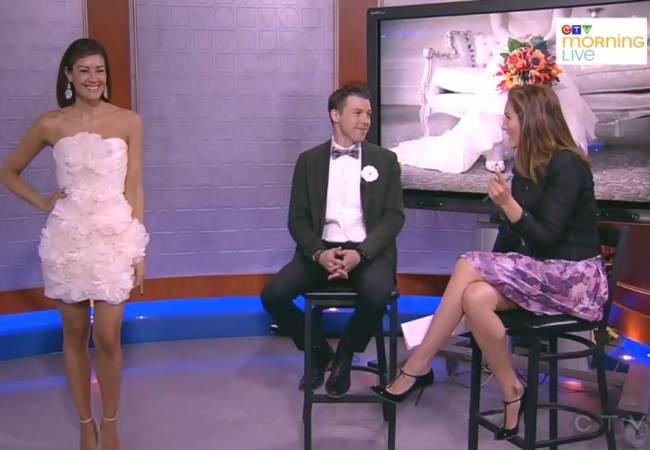 Casey Wagar CTV Morning Live