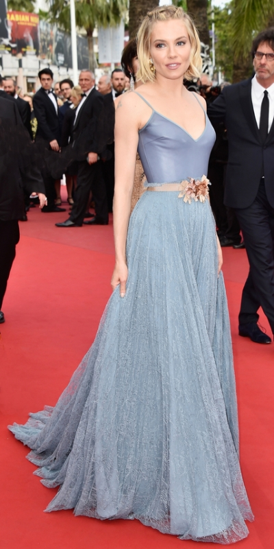 """CANNES, FRANCE - MAY 24:  Jury member Sienna Miller attends the closing ceremony and """"Le Glace Et Le Ciel"""" (""""Ice And The Sky"""") Premiere during the 68th annual Cannes Film Festival on May 24, 2015 in Cannes, France.  (Photo by Pascal Le Segretain/Getty Images)"""