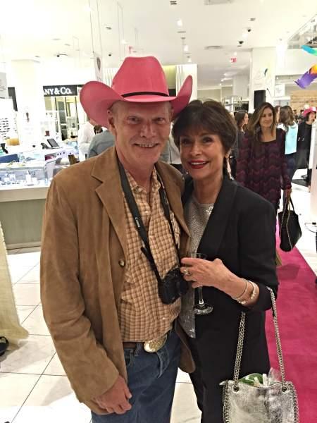 Bill Brooks and Kerry Brennan