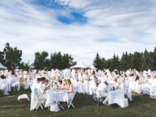 Previous Dîner En Blanc in Calgary