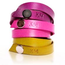 LETHRBAR bracelets