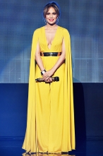 Bright in Michael Costello (nice to change it up a bit)