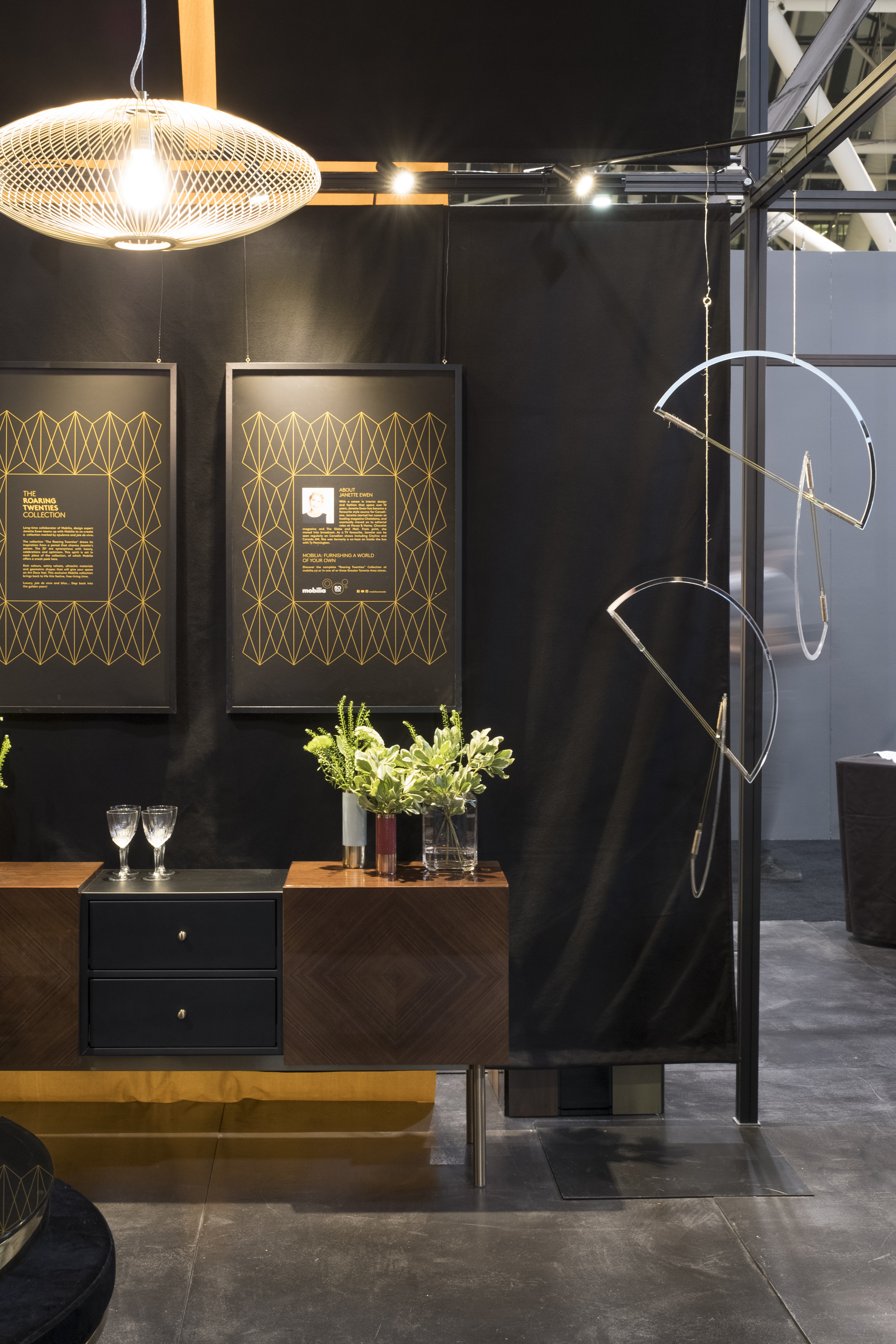 Mobilia\'s New Collection Shines at the Interior Design Show – Casey ...
