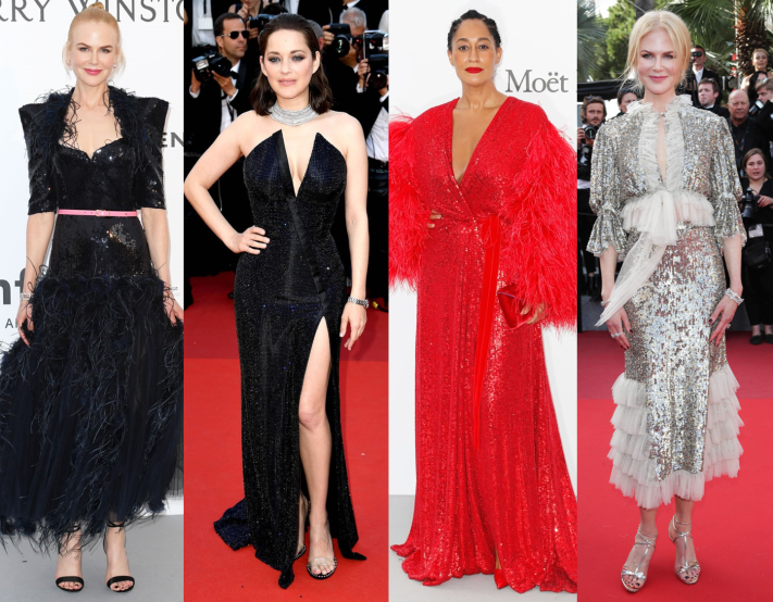 Cannes Best Dressed 2017