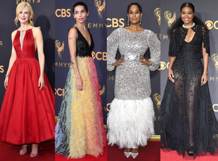 Emmys 2017 Best Dressed