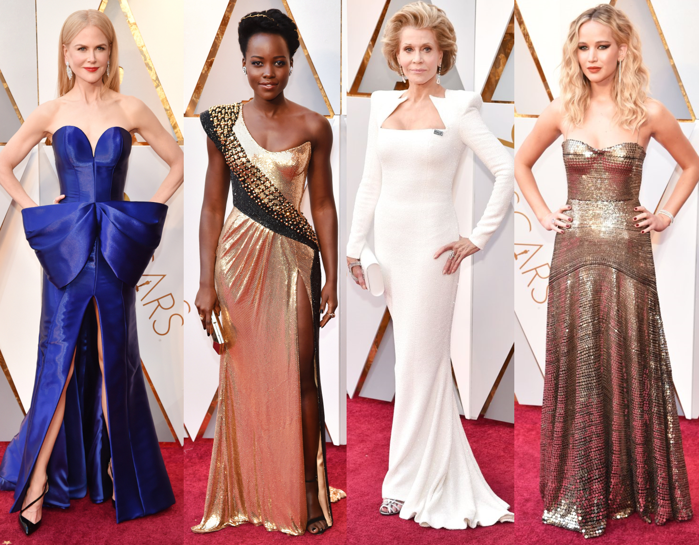 2018 Oscars best dressed